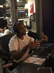 WGN Radio Chicago Interview w/ Patti Vasquez - Michael